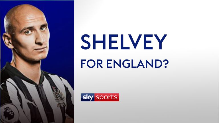 Should Newcastle's Jonjo Shelvey be rewarded with an England World Cup spot?