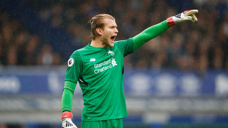 Karius has impressed since taking over from Simon Mignolet as Liverpool's first-choice goalkeeper