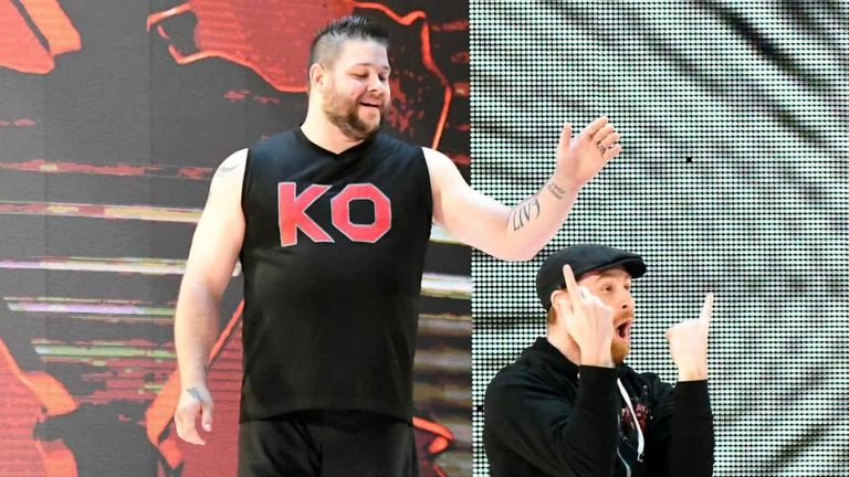 Kevin Owens' plans to take out Braun Strowman backfired badly on Raw