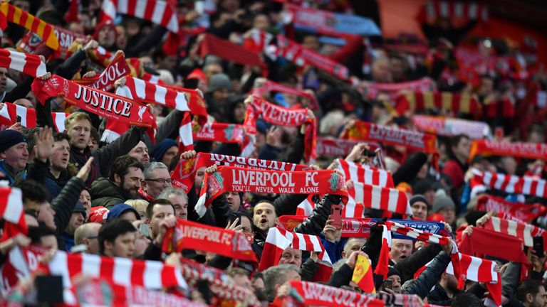 Liverpool have been in talks with Roma, UEFA and Italian authorities regarding fan safety