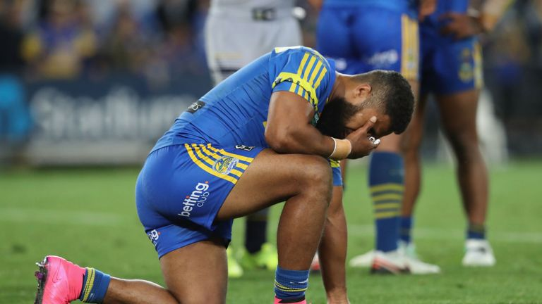 The dreadful form of the Parramatta Eels is among this week's NRL talking points