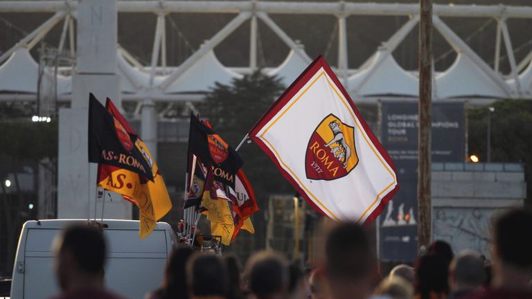 Liverpool have issued guidance to try and ensure the safety of fans travelling to Roma
