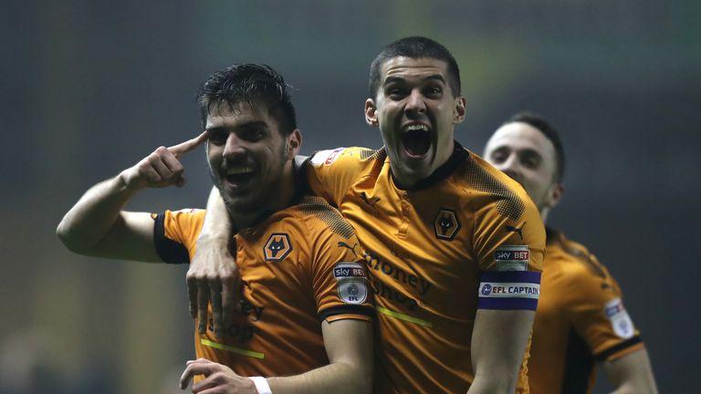 Wolves have won 28 of their 42 games so far this season