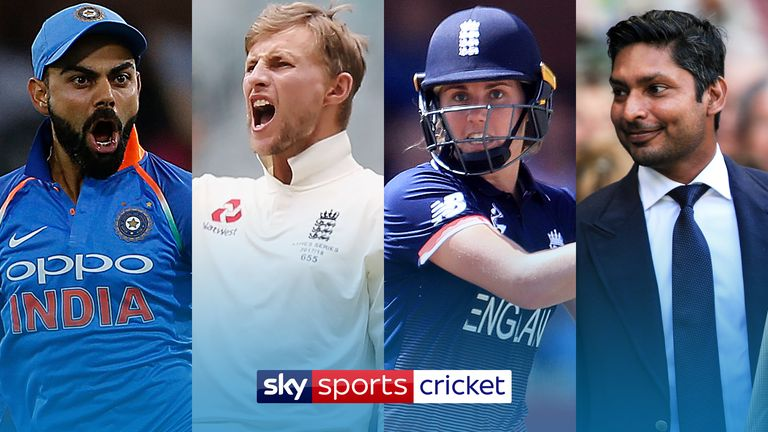 Sky Sports is the home of men's and women's cricket this summer