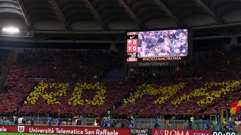 Monchi wants Roma supporters to portray the club in a good light