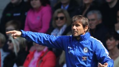 fifa live scores - Antonio Conte says Chelsea players must show pride for badge