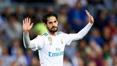 fifa live scores - Guillem Balague column: Barcelona credit due, Andres Iniesta to China and Isco wants more