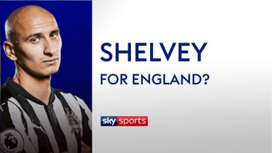 fifa live scores - Jonjo Shelvey for England: Will Gareth Southgate take the gamble?
