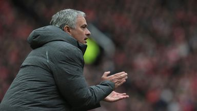 fifa live scores - Exclusive: Jose Mourinho insists there is no extra motivation to beat Man City
