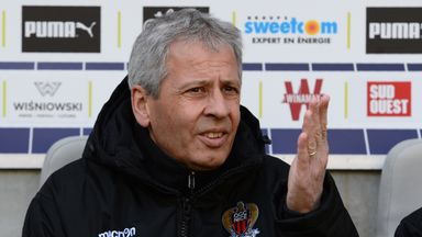 Former Nice boss Lucien Favre is the new Dortmund manager