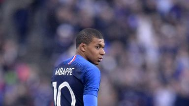fifa live scores - European Paper Talk: Real Madrid planning a bid for Kylian Mbappe