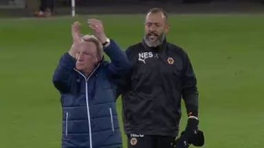 fifa live scores - Neil Warnock slams 'total disgrace' Nuno after Wolves' boss post-match celebration