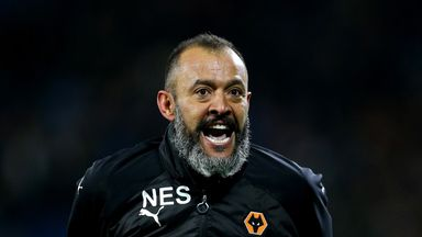 fifa live scores - Nuno Espirito Santo admits difficulty controlling emotions during Wolves' promotion charge