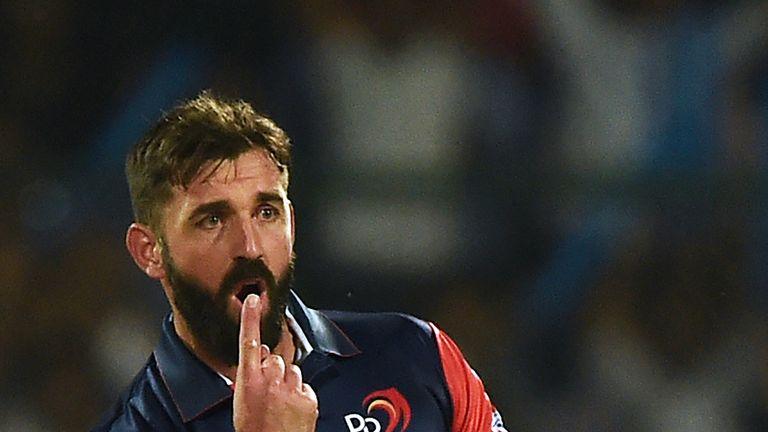 Liam Plunkett, Delhi Daredevils, IPL (Credit: AFP)