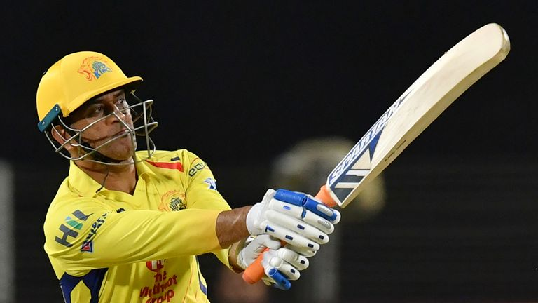 MS Dhoni, Chennai Super Kings (Credit: AFP)