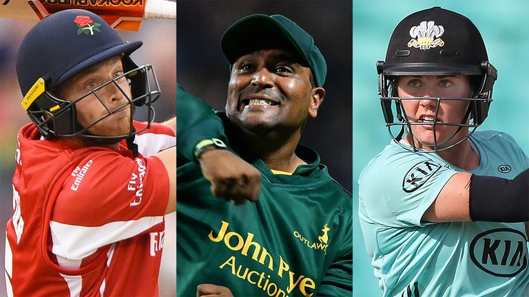 ECB to launch new T20 style competition