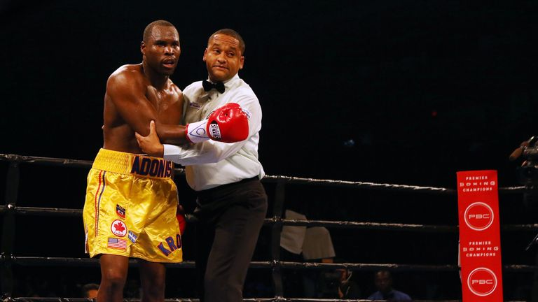 Stevenson has only fought in Toronto once before, stopping Tommy Karpency in September, 2015.