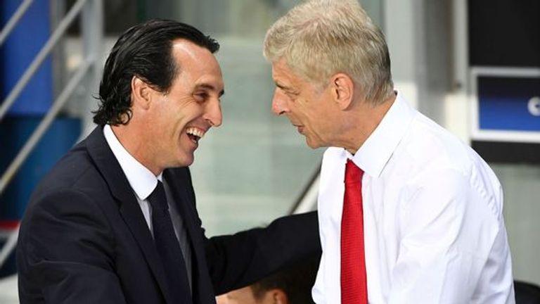 Unai Emery: 'I want Arsenal to be back among Europe's elite'