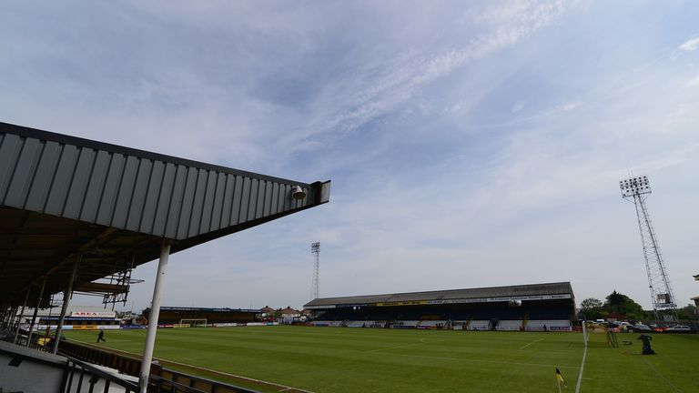 Abbey Stadium was the home to Cambridge's French revolution back in 2004