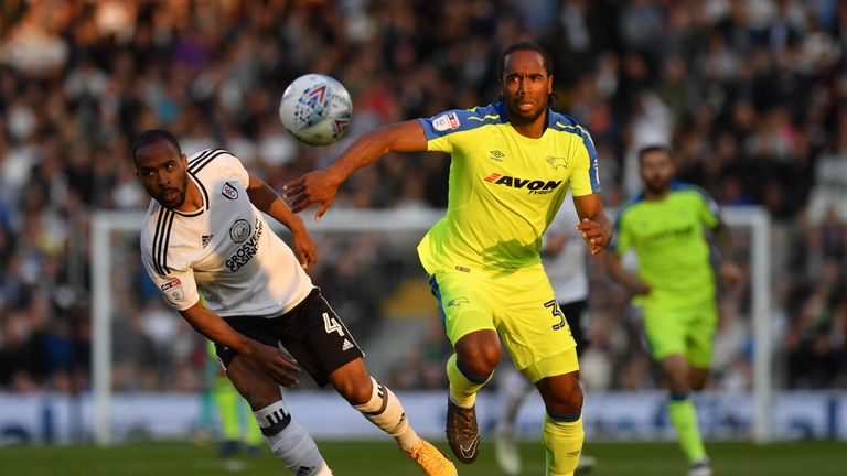 Derby were beaten in the Championship play-off semis by winners Fulham last season