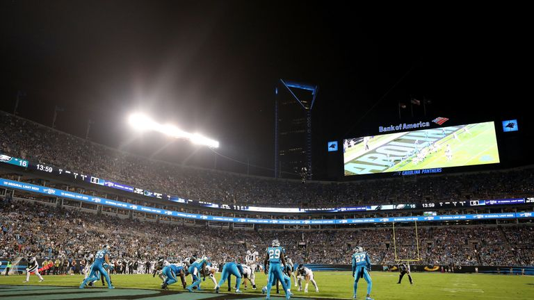 Panthers Finalize Terms For Sale To Billionaire David Tepper