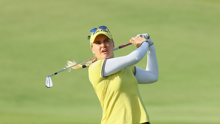 R a launches women in golf charter to increase for Charley s fishing supply