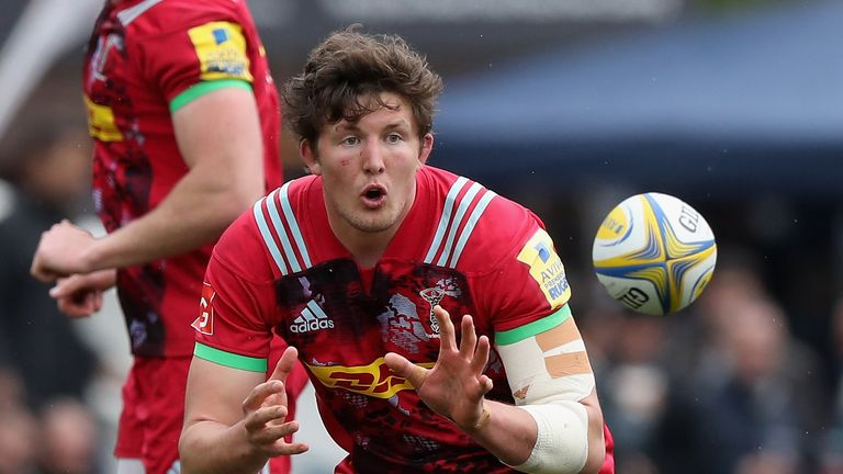 Charlie Matthews has joined Wasps from Harlequins