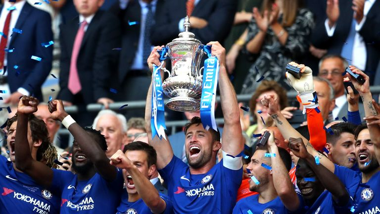 Chelsea hope to follow their FA Cup success with a better Premier League season