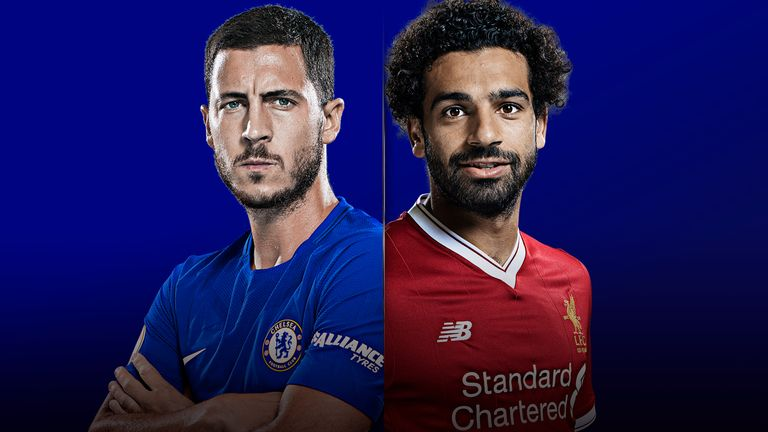 Watch Chelsea v Liverpool live on Super Sunday