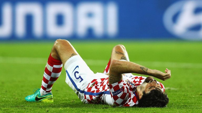 Croatia were knocked out of Euro 2016 in the knockout stages by Portugal