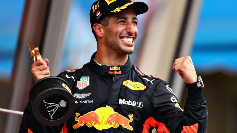 Daniel Ricciardo suspects Mercedes have the upper hand in Canada