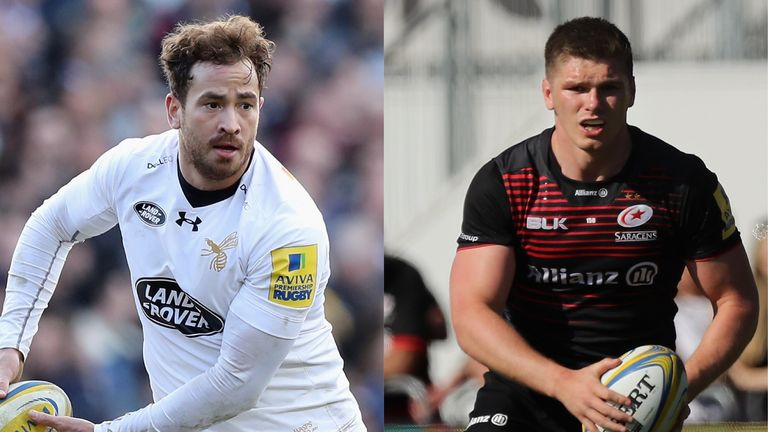 Wasps and Saracens will meet at Allianz Park in the first Premiership semi-final