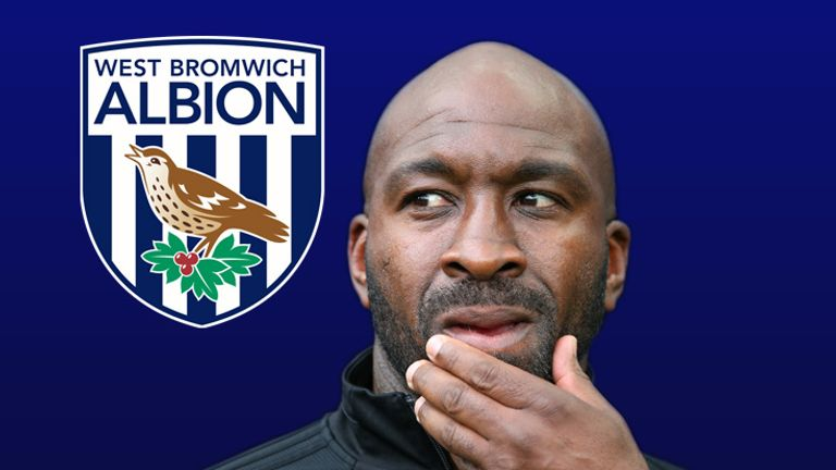 Darren Moore has transformed West Brom's fortunes since taking the reins