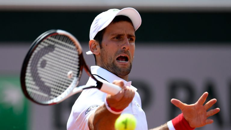 Djokovic accepts Queen's Club wildcard ahead of Wimbledon