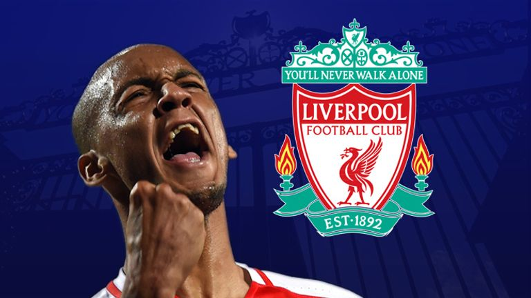 Liverpool have signed Fabinho from Monaco for £43.7m