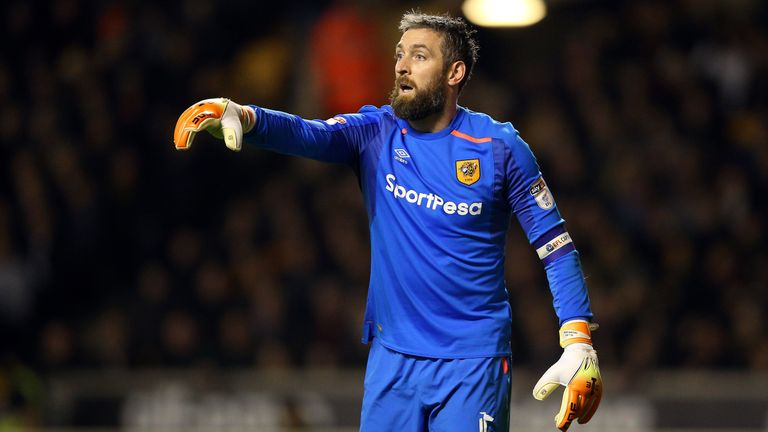 Allan McGregor: I'm back at Rangers to win