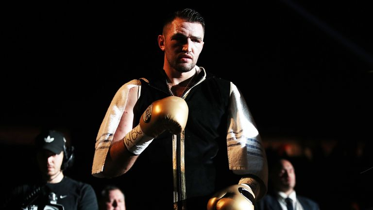 Hughie Fury plans to force a fight with Anthony Joshua