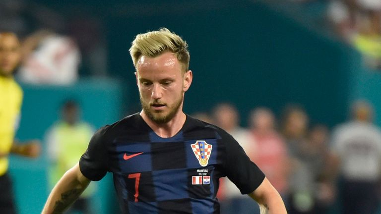 Rakitic: When Iniesta was benched by Spain, it felt like I didn't understand football