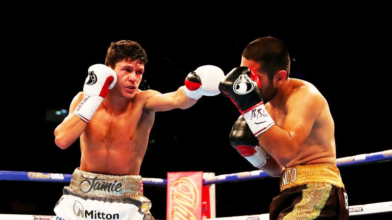 Jamie McDonnell defends WBA belt against Naoya Inoue on Friday, live on Sky Sports