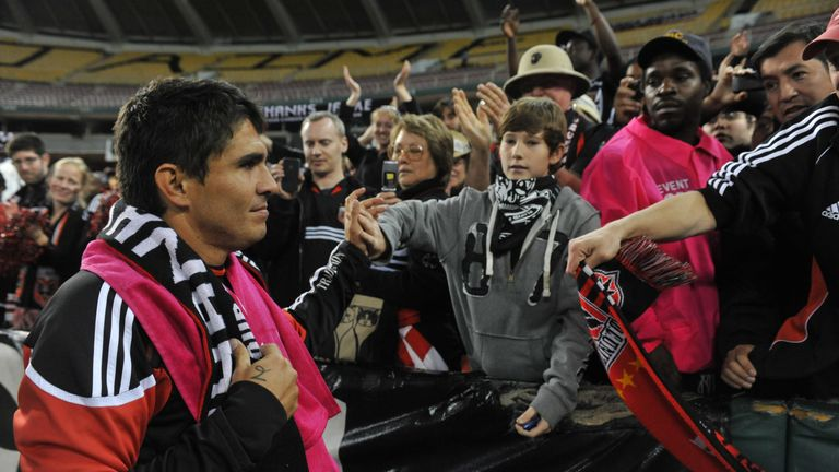 Jamie Moreno is one of DC United's best-ever players