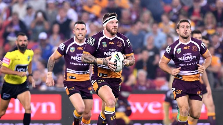 Josh McGuire could be out for up to six weeks