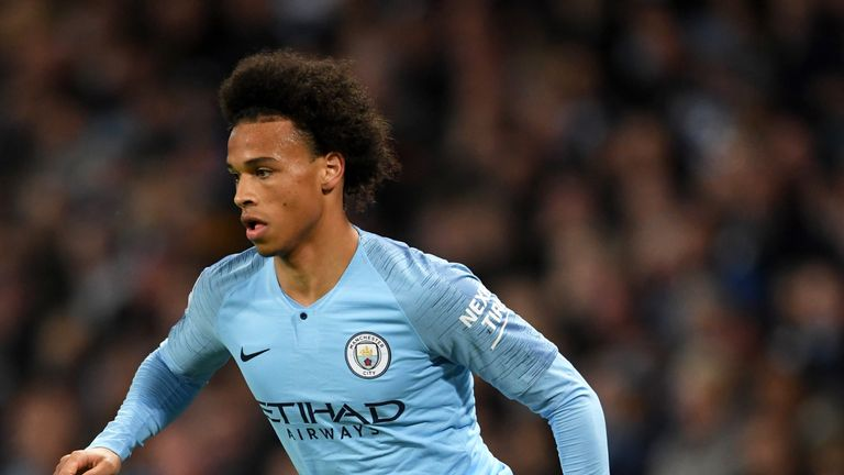 Sane registered 14 goals and 17 assists last term