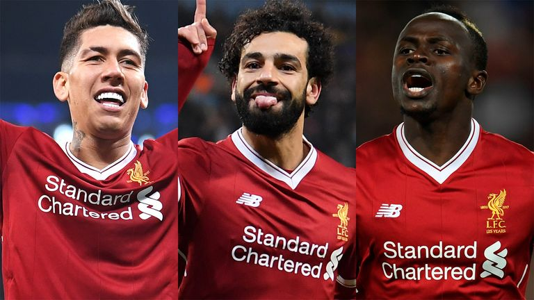 Will Roberto Firmino, Mohamed Salah and Sadio Mane have Fekir for company next season?