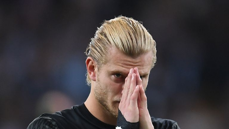 Loris Karius apologised to Liverpool fans after his two errors in the Champions League final