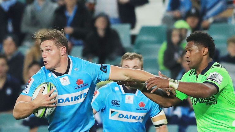 Hooper missed the Super Rugby play-offs due to injury but is expected to be fit for Australia's Rugby Championship opener against New Zealand