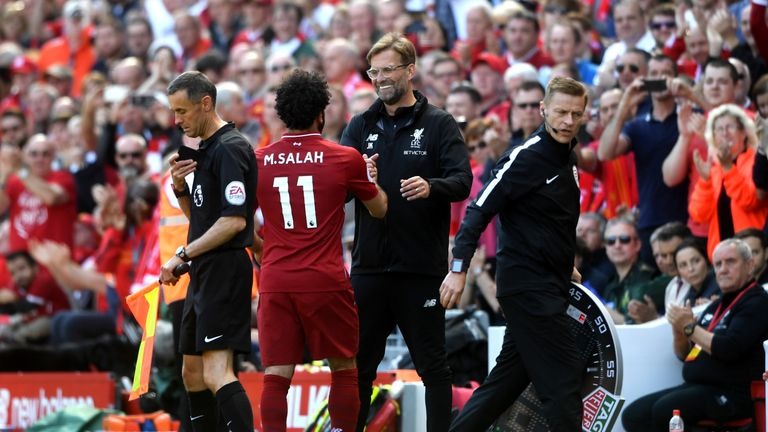 Liverpool have the habit of blowing teams away in short periods this season