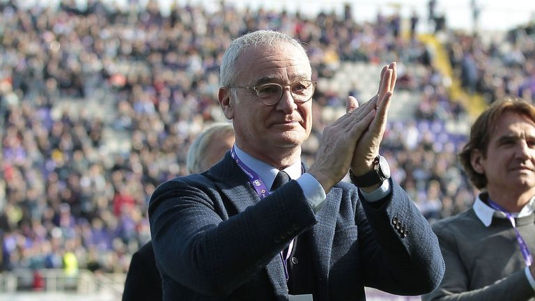 Nantes confirms coach Ranieri's departure class=