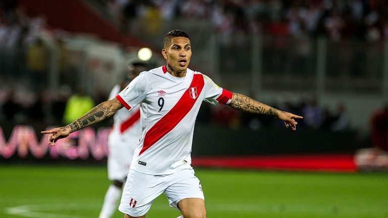 Guerrero tested positive for benzoylecgonine, a metabolite of cocaine