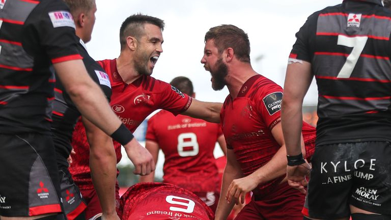 Munster will need to improve considerably if they are to challenge Leinster in the PRO14 semi-finals