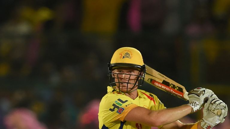 Sam Billings is back in the Chennai side after a spell on the sidelines (Credit: AFP)